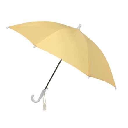 London Fog Auto Stick Umbrella (For Kids) in Peach - Closeouts