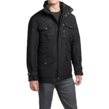 London Fog Brogan Anorak Jacket - 3-in-1 (For Men) in Black - Closeouts