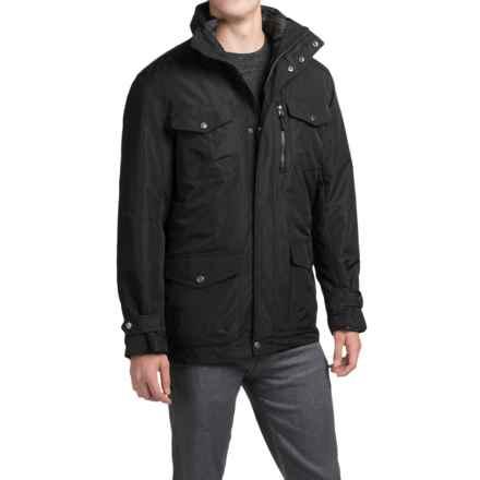 London Fog Brogan Anorak Jacket - 3-in-1 (For Men) in Black - Closeouts