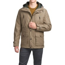 London Fog Brookings Anorak Jacket - 3-in-1 (For Men) in British Khaki - Closeouts