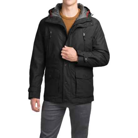 London Fog Brookings Anorak Jacket - 3-in-1 (For Men) in Navy - Closeouts
