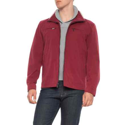 London Fog Litchfield Microfiber Jacket (For Men) in Tamale - Overstock