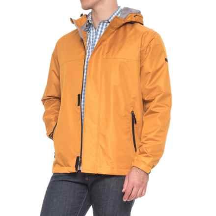 London Fog Newport Jacket (For Men) in Mustard - Overstock