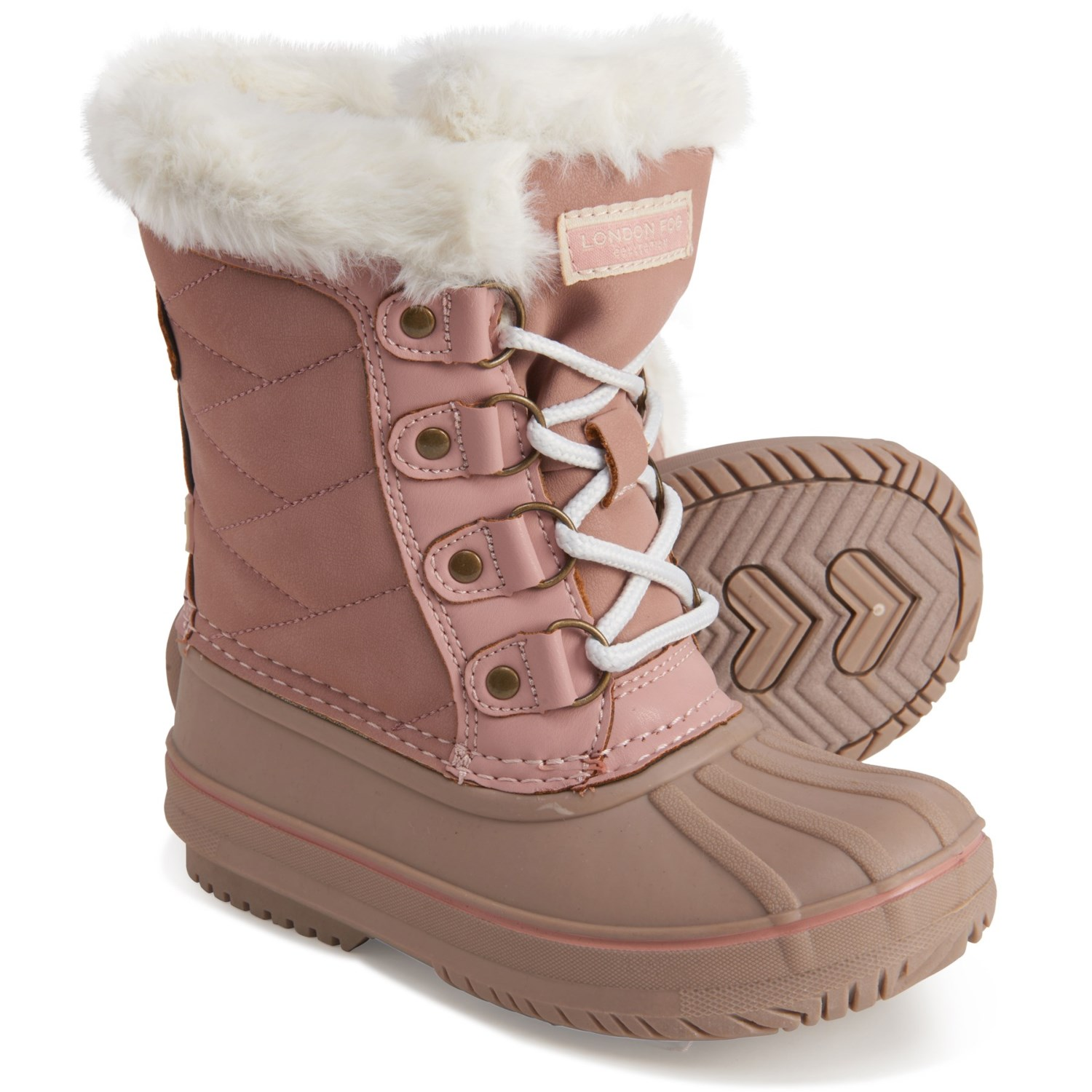 London Fog Snow Boots (For Toddler