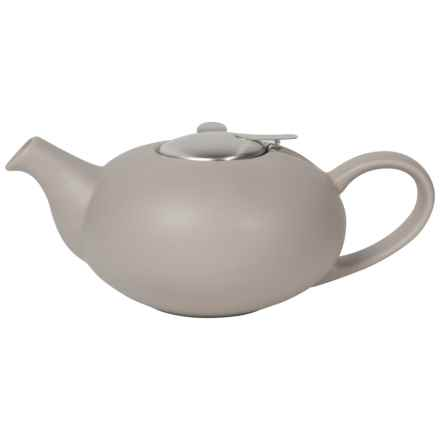 London Pottery Pebble Teapot - 4 Cups in Taupe - Closeouts