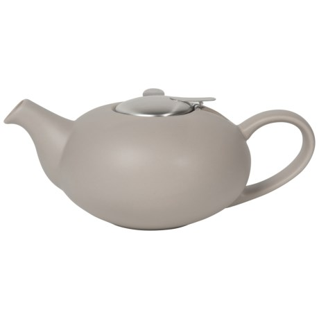 London Pottery Pebble Teapot - 4 Cups in Taupe