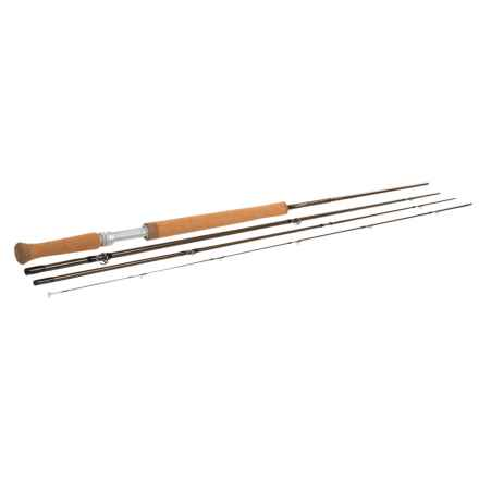 "Loop Evotec Fast Fly Rod - 4-Piece, 13'6"", 8wt, Double-Hand in See Photo - Closeouts"