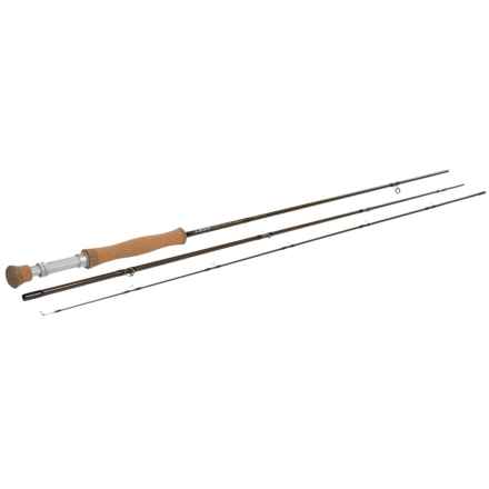 Loop Evotec Medium-Fast Fly Rod - 3-Piece, 10', 8wt, Round Handle in See Photo - Closeouts