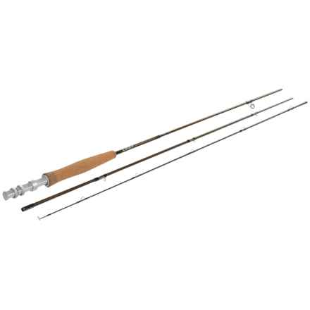 Loop Evotec Medium-Fast Fly Rod - 3-Piece, 9', 6wt, Round Handle in See Photo - Closeouts