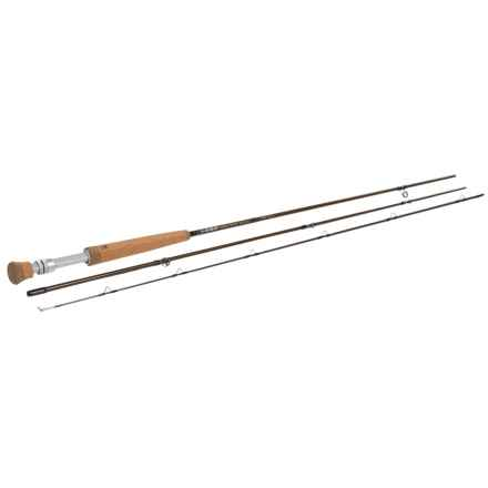 "Loop Evotec Medium-Fast Fly Rod - 3-Piece, 9'6"", 7wt, X-Grip Handle in See Photo - Closeouts"