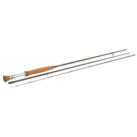 "Loop Evotec Medium-Fast Fly Rod - 3-Piece, 9'6"", Round Handle in See Photo - Closeouts"