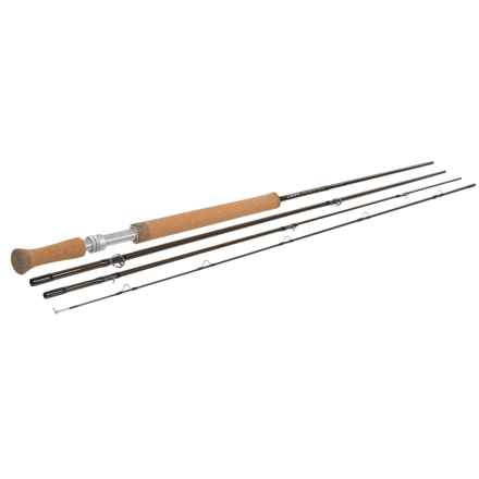 "Loop Evotec Medium-Fast Fly Rod - 4-Piece, 12'6"", 6wt, Double-Hand in See Photo - Closeouts"