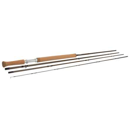 "Loop Evotec Medium-Fast Fly Rod - 4-Piece, 13'6"", 8wt, Double-Hand in See Photo - Closeouts"