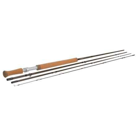 Loop Evotec Medium-Fast Fly Rod - 4-Piece, Double-Hand in See Photo - Closeouts