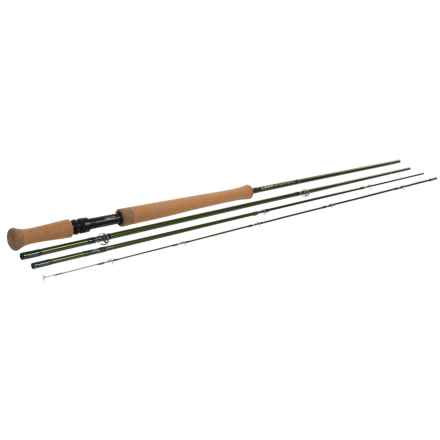 Loop Xact Medium-Fast Fly Rod - 4-Piece, Double-Hand in See Photo - Closeouts