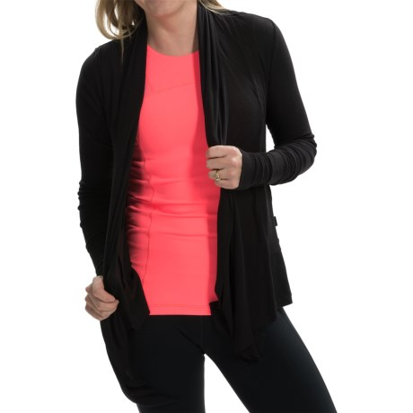 Lorna Jane Andy Cardigan Sweater Modal (For Women)