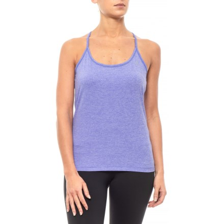 a5d2ab2348c5 Lorna Jane Annita Excel Tank Top (For Women) in Jacaranda Marl - Closeouts