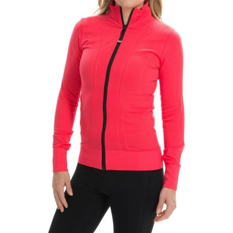 Lorna Jane Emille Seamless Jacket For Women