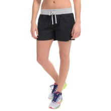 Lorna Jane Flashdance Shorts (For Women) in Black - Closeouts