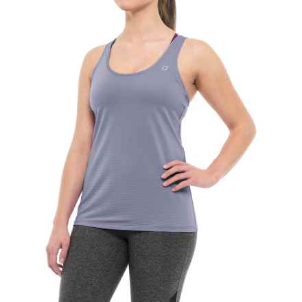 Lorna Jane Maddox Excel Tank Top (For Women) in Powder Grey - Closeouts