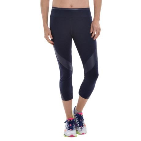 Lorna Jane Neptune Capris (For Women)
