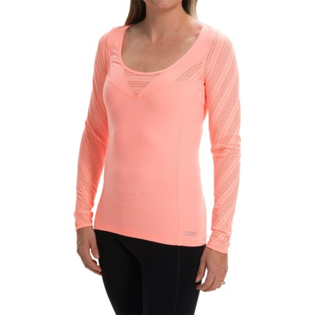 Lorna Jane Wonderland Excel Shirt Long Sleeve (For Women)