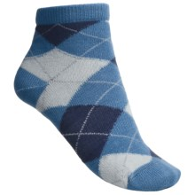 Lorpen Comfort Life Carly Ankle Socks - Modal (For Women) in Light Blue Caribbean - Closeouts