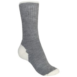 Lorpen Hunt-Work Socks - 2-Pack, Merino Wool (For Women) in Light Grey Heather