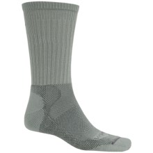 Lorpen Light Hiker Socks - Merino Wool, Crew (For Men) in Sage - Closeouts