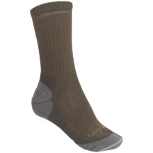 Lorpen Light Hiker Socks - Merino Wool, Crew (For Women) in Taupe - 2nds