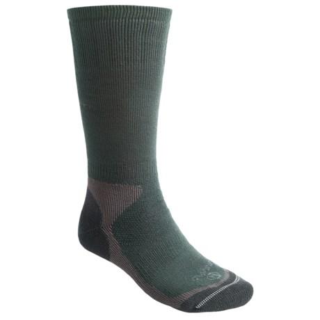 Lorpen Merino Wool Hunt-Work Socks - 2-Pack, Heavyweight, Crew (For Men) in Deep Forest