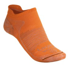 Lorpen Mini Walking Socks - Silk-CoolMax® FX (For Women) in Tangerine - 2nds