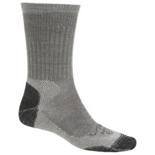 Lorpen Nordic Ski Crew Socks - Merino Wool (For Men and Women) in Anthracite - Closeouts