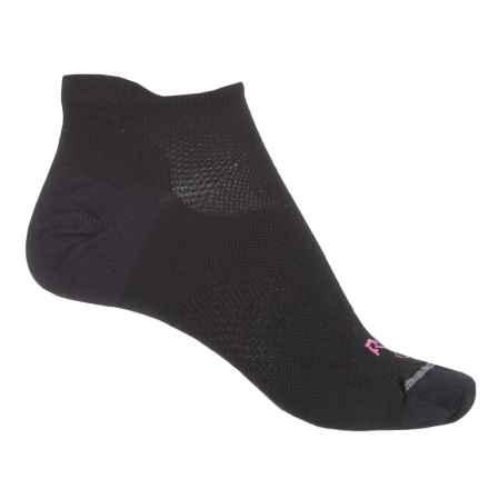 Lorpen RYU Multisport Ultralight Low-Cut Socks - Below the Ankle (For Women) in Black/Fucsia - Closeouts