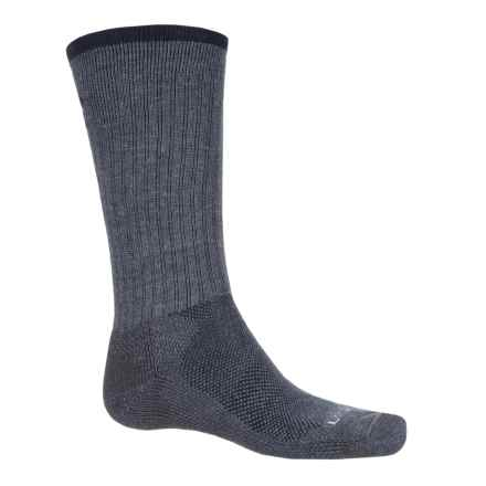Lorpen T2 Light Hiker Socks - Merino Wool, Crew (For Men) in Denim - Closeouts