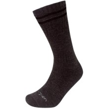 Lorpen T2 Merino Hunt Sock - Merino Wool, Crew (For Men and Women) in Charcoal - 2nds