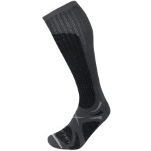 Lorpen T3 Heavy Trekker Socks - Over the Calf (For Men and Women) in Charcoal - Closeouts