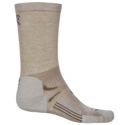 Lorpen T3 Light Hiker Socks - Crew (For Men) in Oatmeal - Closeouts