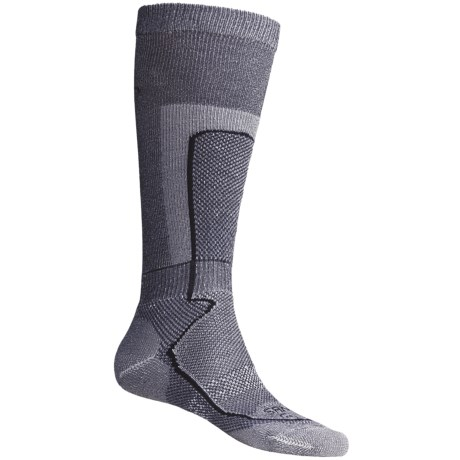 Lorpen Thermolite® Ski Socks - Over-the-Calf (For Men and Women) in Blue