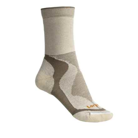 Lorpen Tri-Layer Light Hiking Socks (For Women) in Oatmeal/Taupe - Closeouts