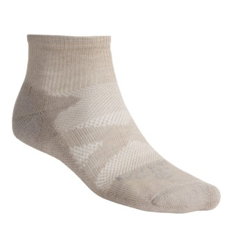 Lorpen Walking Socks - Silk-CoolMax® FX (For Men) in Khaki