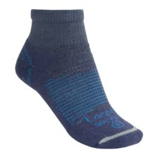 Lorpen Walking Socks - Silk-CoolMax® FX (For Women) in Denim - 2nds