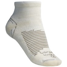 Lorpen Walking Socks - Silk-CoolMax® FX (For Women) in Ecru - 2nds
