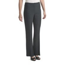 Louben Career Pants (For Women) in Slate - Closeouts