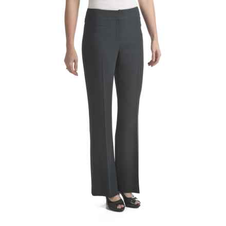 Louben Career Pants (For Women) in Slate - Closeouts