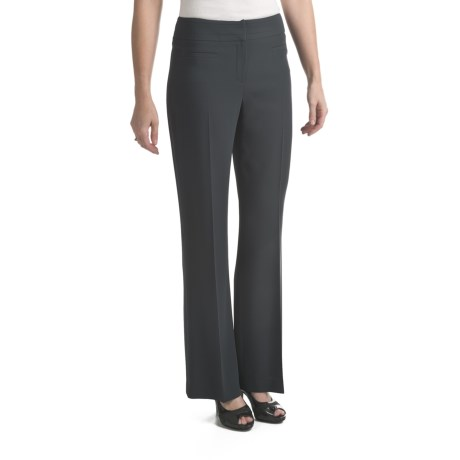 Louben Career Pants (For Women) in Slate