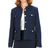 Louben Four-Button Jacket (For Women)
