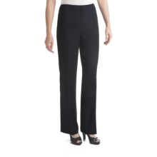 Louben No-Waist Pants - Straight Leg (For Women) in Navy - Closeouts