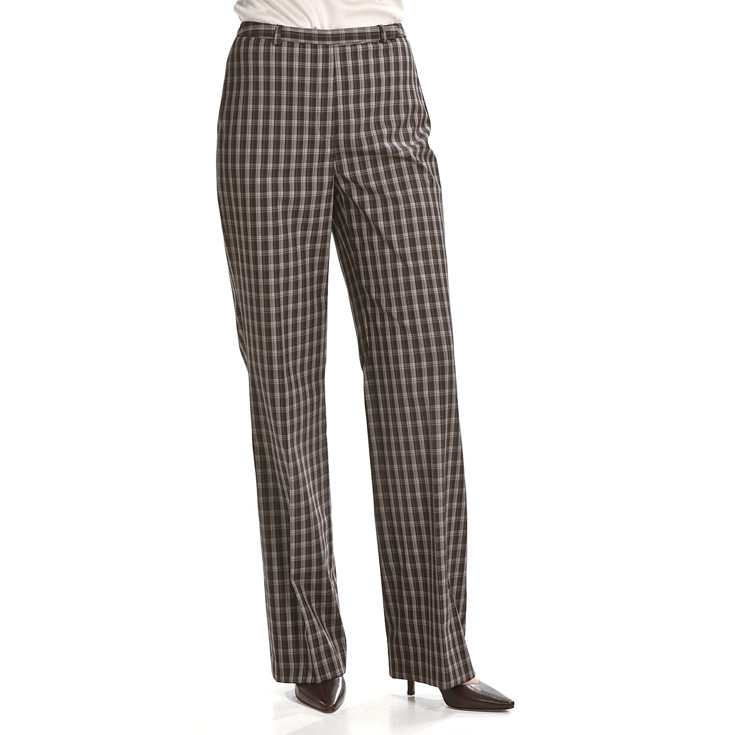 New PENDLETON Plaid Pants Trousers Women39s Wool By ProbablyPlaid