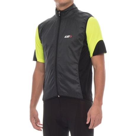 Louis Garneau Blink RTR Cycling Vest (For Men) in Black